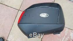 Givi Honda Vfr 800 Vtec 2002 Side Case Pannier Top Box Set