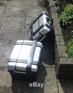 Givi trekker TRK46N TRK52N TRK33N Trekker Top Box pannier adventure set