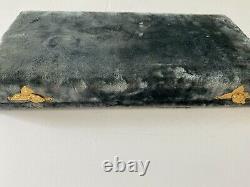 Gorham Sterling Set 12 Aesthetic Twist & Top Demitasse Spoons Original Box
