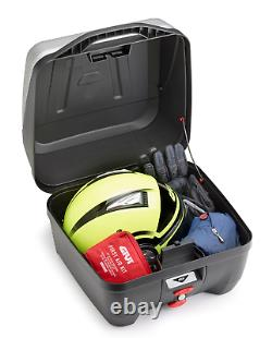 HONDA CB125F 2021 TOP BOX complete set GIVI B32 BOLD CASE + SR1184 RACK CB 125 F