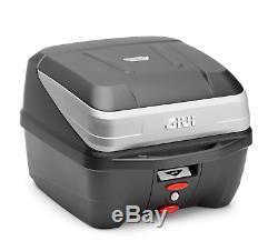 HONDA CB125R 2019 TOP BOX complete set GIVI B32 BOLD CASE + SR1169 RACK CB 125 R