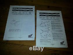 Honda CBR 1100xx Blackbird Hard Luggage Set, Panniers, Top Box (7)
