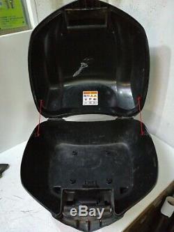 Honda Nc700 S Touring Set Top Box & Panniers Full Kit 2 Keys