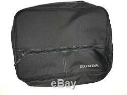 Honda VFR 1200xd 2012 Set Of 3 Pannier & Topbox Inner Bags