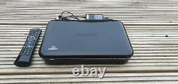 Humax HDR-1000S 500GB Freesat HD Satellite Recorder Receiver Set Top Box Black