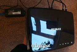 Humax HDR-1100S 500GB Freesat + HD Satellite TV Recorder Receiver Set Top Box