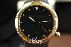 IWC Porsche Design Ocean Titan GOLD in TOP ZUSTAND FULLSET BOX & PAPIERE-ca1990