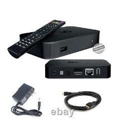 Infomir MAG420w1 WIFI IPTV/OTT set-top box 4K Media Streamer HDMI USB Linux OS