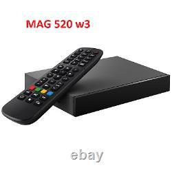 Infomir MAG520W3 WIFI IPTV/OTT set-top box 4K Media Streamer Linux HDMI NEW