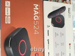 Infomir MAG524 OTT Set-Top Box / 4K HDR and HE