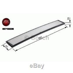 Inspektionskit L Castrol Edge 5w30 7 Lt 4 Filter Bosch Bmw 3 330d E46 306d1