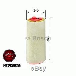 Inspektionskit L Castrol Edge 5w30 7lt 4 Filter Bosch Bmw 5 E39 525d 120 Kw