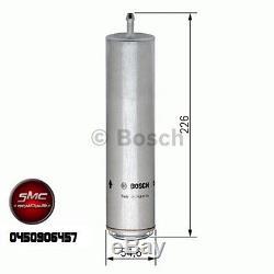 Inspektionskit L G-energy 5w30 8lt 4 Filter Bosch Bmw 5 E60 530d 173 Kw