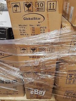 Job Lot Set-top Boxes Working Echolink Dream Box Global Star Humax