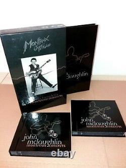 John Mclaughlin John Mclaughlin Montreux Concerts (17 CD Box Set) Top