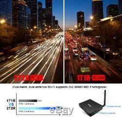 K7 Smart Android 9.0 TV Box 4GB/64GB TV Set-top Box DVB-S2 DVB-T2/T DVB-C T6V7