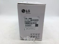 LG STB-5500 ProCentric Smart Set Top Box Hotel IP STB IPTV Ultra HD 4K