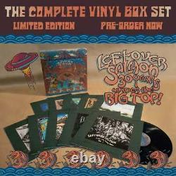 Leftover Salmon 30 Years Under The Big Top Vinyl Box Set Num/Ltd Ed Autograph