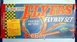 Lone Star Impy Flyers Flyway Renn- & Looping Set top in Box
