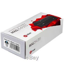 MAG 254 IPTV SET TOP BOX Streamer Multimedia player Internet + HDMI + Wlan Stick
