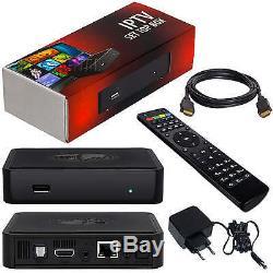 MAG 254 w2 WLAN WiFi 600M integriert onboard Streamer SET TOP BOX Internet IPTV