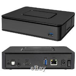 MAG 351 4K UHD Linux IPTV Set Top Box Builtin WiFi Bluetooth Infomir UK Seller