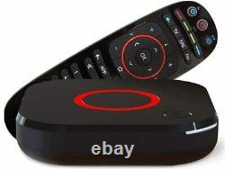 MAG 424w3 Genuine Infomir HEVC 4K IPTV Set Top Box built-in dual band WiFi 420 w