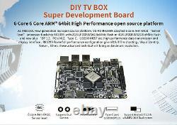 MECOOL VS-RK3399 DIY TV Box (2+16) Mali-T860 Android 7.1 1000M BT4.1 Set Top Box