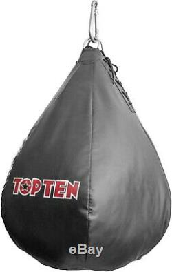 Maisbirne TOP TEN. Ca. 19Kg. Boxen, Kickboxen, Muay Thai, MMA. Boxsack, Boxbirne