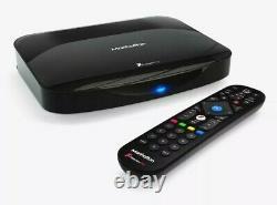 Manhattan T3-R HDR 4K Ultra HD Smart Freeview Play TV Recorder 1TB Black