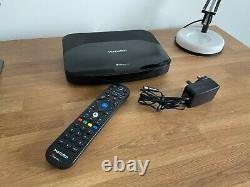 Manhattan T3-R HDR 4K Ultra HD Smart Freeview Play TV Recorder 500GB Set Top Box