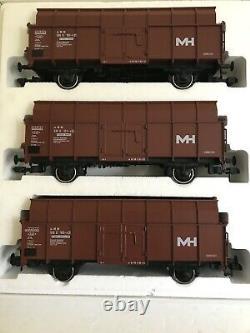 Märklin 5875 Gauge 1 Freight Wagon Set Max Cottage Top Condition Boxed