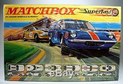 Matchbox Giftset G-3 Racing Specials Superset 1970 top