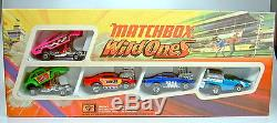 Matchbox Giftset G-3 Wild Ones Dragster Rennset top