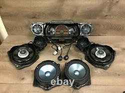 Mercedes Benz Oem W221 S550 S600 S63 Front & Rear Speaker Logic 7 Set 2007-2009