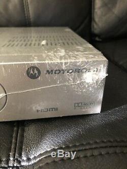 Motorola DCT3416 Dual Tuner DVR Set Top Box Seagate 160GB Brand New Sealed