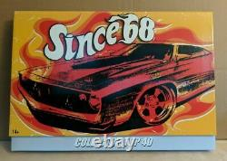 NEW SEALED Hot Wheels Since'68 Top 40 Collector Series 164 Complete Box Set