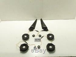 Original BMW 2er F45 Set Eckblenden innen Lautsprecher System Harman Kardon