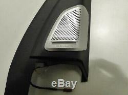 Original BMW F15 F85 B&O Tür Blende Lautsprecher Hochton links rechts 7373287