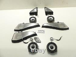 Original BMW G06 F96 Set Eckblenden links rechts Lautsprecher Bowers & Wilkins