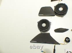 Original BMW G30 G31 F90 Gitter innen links rechts Lautsprecher Harman Kardon