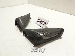 Original BMW G30 G31 Set Abdeckung Spiegeldreieck Harman Kardon 7464601 7464602