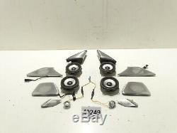 Original BMW G30 G31 Set Eckblenden links rechts Lautsprecher Bowers & Wilkins