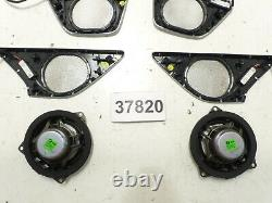 Original BMW G32 GT Set Eckblenden links rechts Lautsprecher Bowers & Wilkins