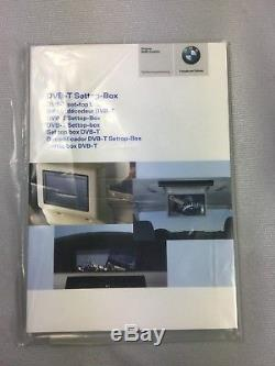 Original BMW STEUERGERÄT SETTOP DVB-T BOX TV 1er 3er 5er 7er X-Reihe 0412998