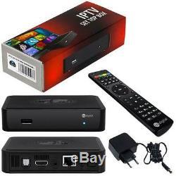 Original Informir MAG322 w1 4K + IPTV/OTT Set-Top Box