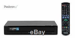 Panasonic DMR-HCT130 Set Top Box 500 GB Twin DVB-C WLAN / 1 Jahr Garantie