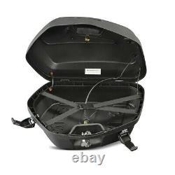 Panniers Set + Top Box for Honda VFR 800 F / 750 F / R SCT6 black