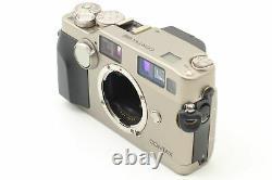 Perfect Set Top MINT in Box Contax G2 28 45 90 3 lens TLA200 Film Camera JAPAN