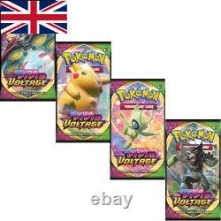Pokemon Top Trainer Box Farbenschock Vivid Voltage Deutsch Englisch Komplettset